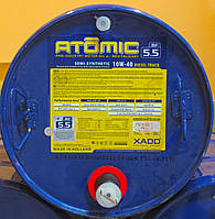 XADO (ХАДО) Atomic Oli 10W-40 Diesel Truck моторное масло полусинтетика - на разлив, на розлив
