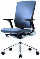 Кресло компьютерное мобильное FLEX Patra Серый