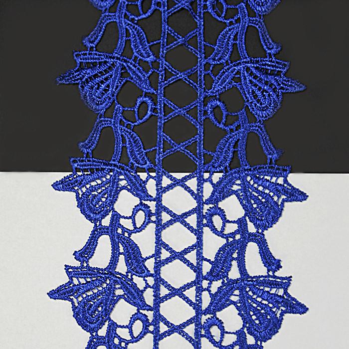 Кружево арт. 108 12 см электрик