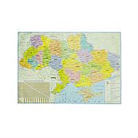 """Подложка для стола """"Карта Украины"""", 60*36,5 см L5823 470245"""