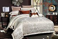Постельное белье Bella Villa жаккард 200х220 (J-0016)