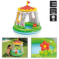 Детский надувной бассейн «Королевский Замок» Intex 57122