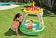 Дитячий надувний басейн «Королівський Замок» Intex 57122 (122*122 см), фото 3