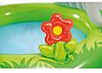 Детский надувной бассейн «Королевский Замок» Intex 57122 (122*122 см), фото 4