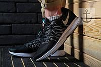 Мужские кроссовки Nike Zoom 32 🔥 (Найк Зум) Black-White