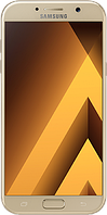 Смартфон Samsung Galaxy A7 (2017) SM-A720F Gold, фото 1