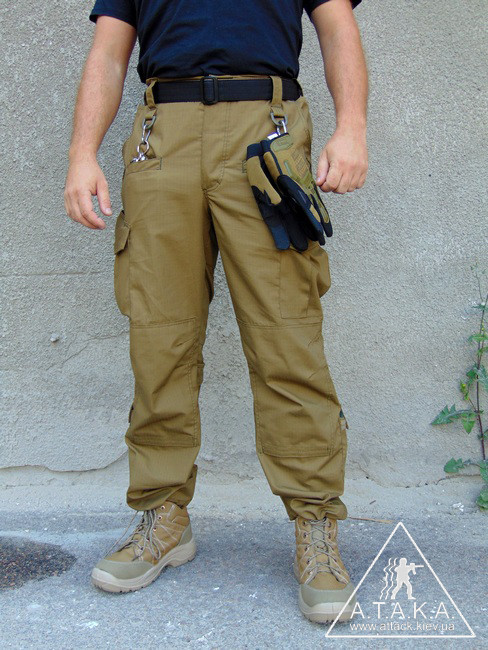 Брюки Contractor Pants Gen 2 Tactic/ Coyote