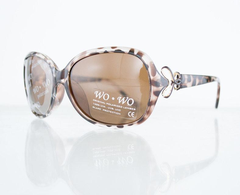 Модные женские очки от солнца в оправе овальной формы