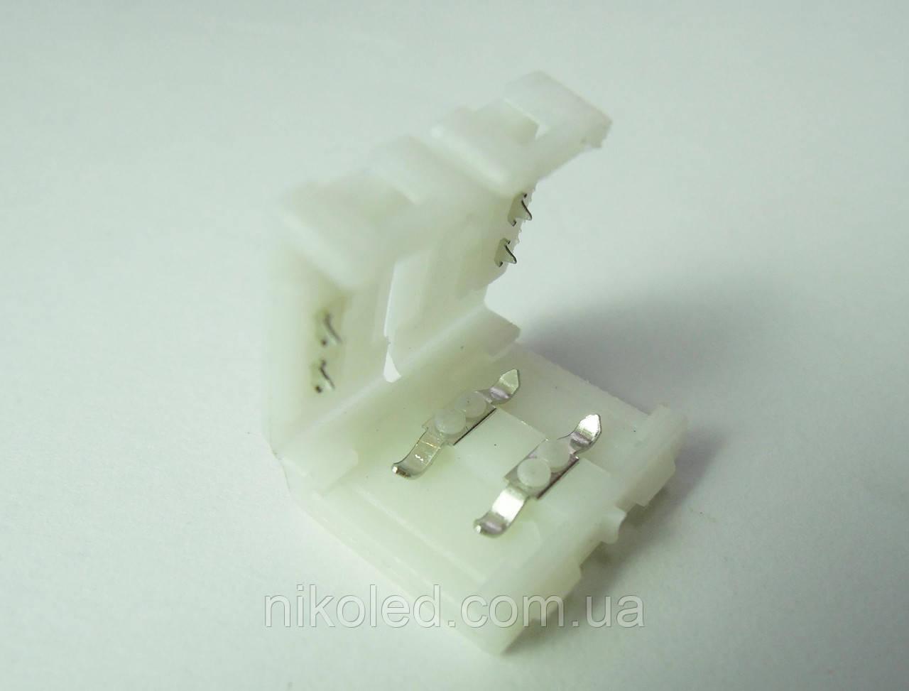Штекер для ленты №2 10 мм разъем