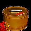 Дымовая шашка ДМ-11, время дымообразования: 10 минут, цвет дыма: белый