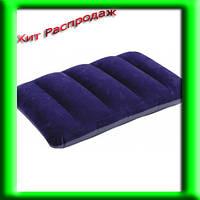 Удобная и качественная надувная подушка INTEX