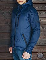 Весенне-осенняя куртка (ветровка) Staff - Wind dark blue Art . BRZ0012 (тёмно-синий)