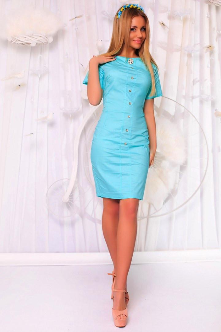 Платье из ткани стрейч модели
