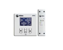 Комнатный дневной термостат Roda RTW2