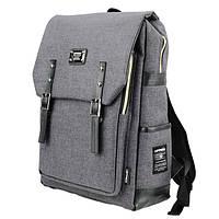 Деловой тканевый рюкзак для города