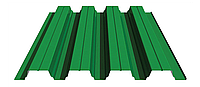 Профнастил Н-75 цинк 0,5мм