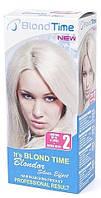 Осветлитель для волос комплект BLOND TIME SILVER EFFECT