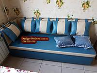 Диван для кухні розкладний колір, фото 1