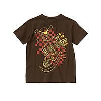 Детская футболка для мальчика. 5-6 лет