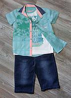 Летний костюм мальчику. Размеры: 6, 7, 8, 9 лет