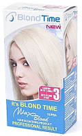 Осветлитель для волос комплект BLOND TIME SUPRA МАХ BLOND