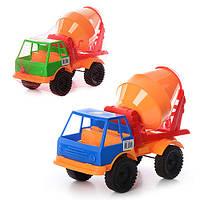 Игрушечный автомобиль бетономешалка Орион 099
