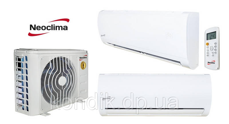 Кондиционер Neoclima Therminator NS/NU-24AHEw Wi-Fi