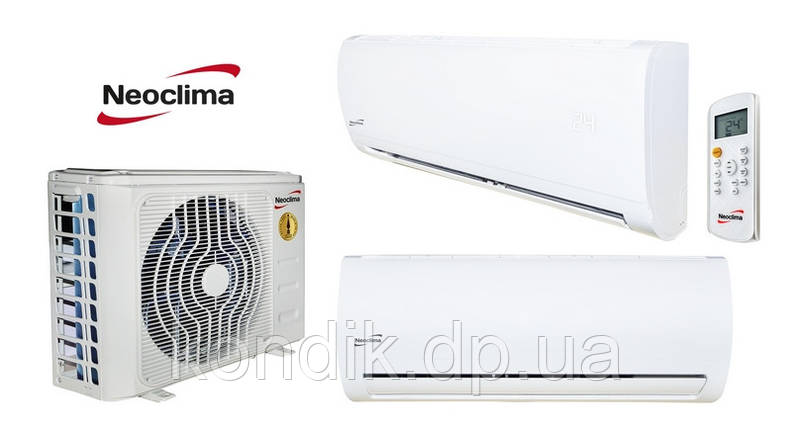 Кондиционер Neoclima Therminator NS/NU-24AHEw Wi-Fi, фото 2