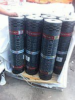 Еврорубероид Технониколь Техноэласт ЭКП сланец серый, 5.4 полиэстер (10 п.м/рулон), Киев