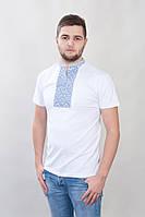 Мужские футболки с украинским узором