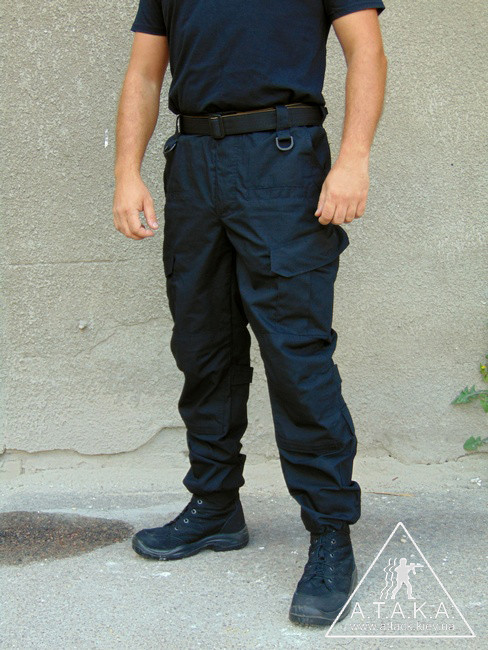 Брюки Contractor Pants Gen 2 Tactic/ Black