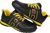 Мужские ботинки натур.кожа 227