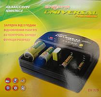 Зарядое устройство ЕНЕРГИЯ ЕН-305 Универсальная Premium NiMh/NiCd AA/AAA/C/D/9V
