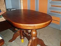 Стол деревянный из массива дуба