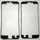 Рамка дисплея для iPhone 6 Plus чорного кольору