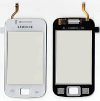 Сенсор Samsung S5660 белый