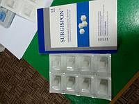 Губки гемостатичні,Гемостатическая губка Сургиспон,Surgispon,Гемостатические желатиновые губки, фото 1