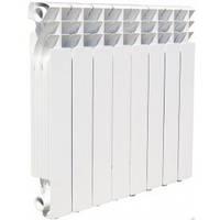 Секция алюминиевого радиатора Santehrai 500/96