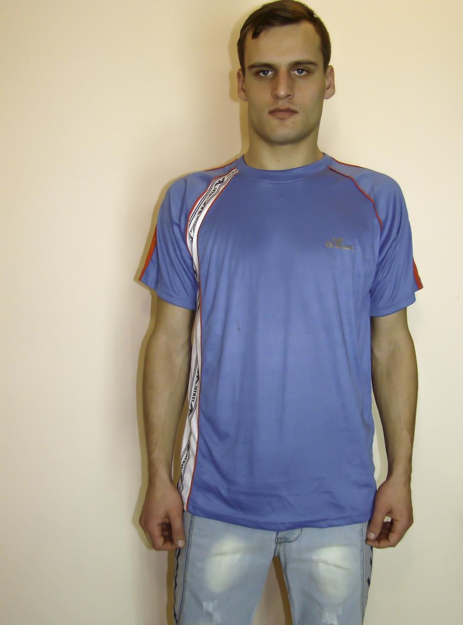 Футболка мужская реплика ARMANI