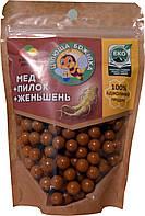 Медові Драже Цілюща Бджілка Мед + Пилок + Женьшень