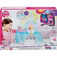 """Ігровий набір """"Кришталевий замок"""", My little Pony від Hasbro B5255"""