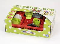 Игровой набор Ecoiffier Pro-Cook Посуда (Smoby - 1210) (001210)