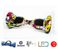 Гироскутер Allroad 10' digital хип - хоп (Led, Bluetooth, Сумка, Пульт)