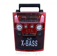 Радиоприемник Kanon KN-62 REC-R, музыкальная колонка радио, фото 1