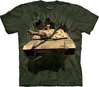 3-D футболка M1 ABRAMS TANK