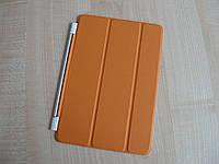 Оранжевый Smart Cover для iPad mini, чехол умная обложка на дисплей