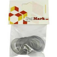 Набор уплотнительных колец Polmark силикон 1'
