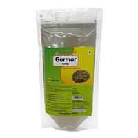 Гурмар, Gurmar Powder / Herbal Hills /-положительно действуют на поджелудочную железу и надпочечники.