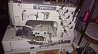 Скоростная машина плоского цепного стежка TYPICAL серия GK31030-6A