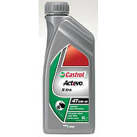 Масло моторное Castrol Act evo 4T 10W-40 (1л)